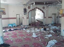 6 dead after suicide bombing at Somali mosque