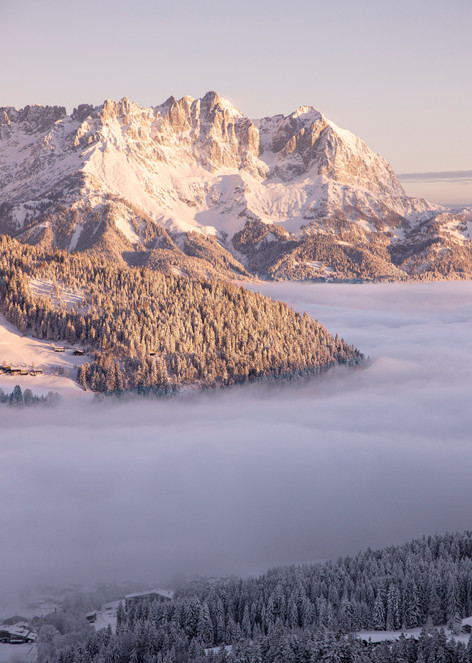 Sunrise Wilder Kaiser