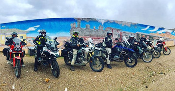 We are back from the #NVBDR and missing our group and good times on the open dirt roads. Dreaming of our next adventure already..jpg