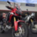 Las Vegas Honda Africa Twin Rental