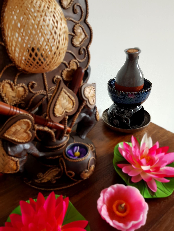 Ganzkörper Oel - Massage