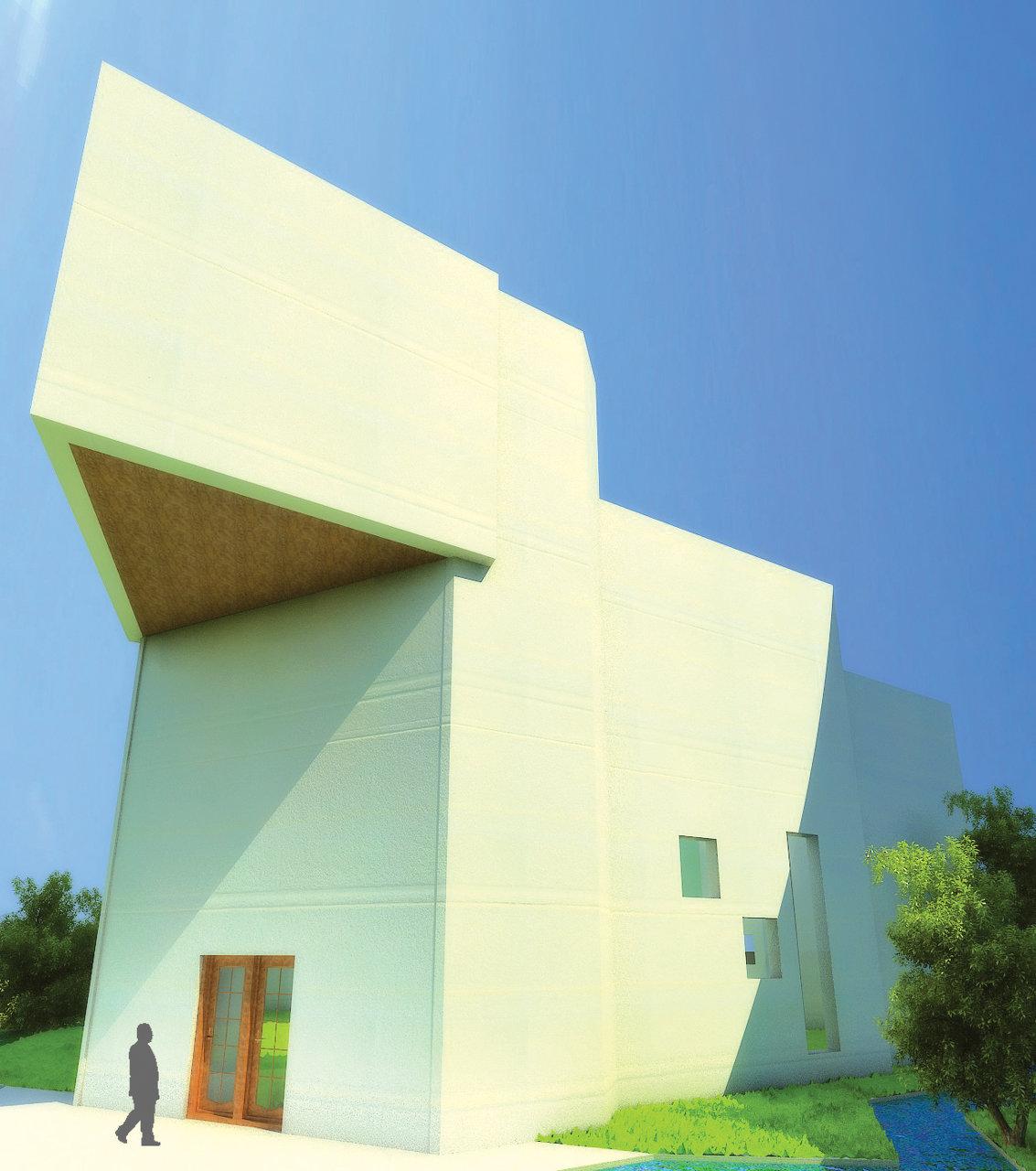 Diseño de  Iglesia