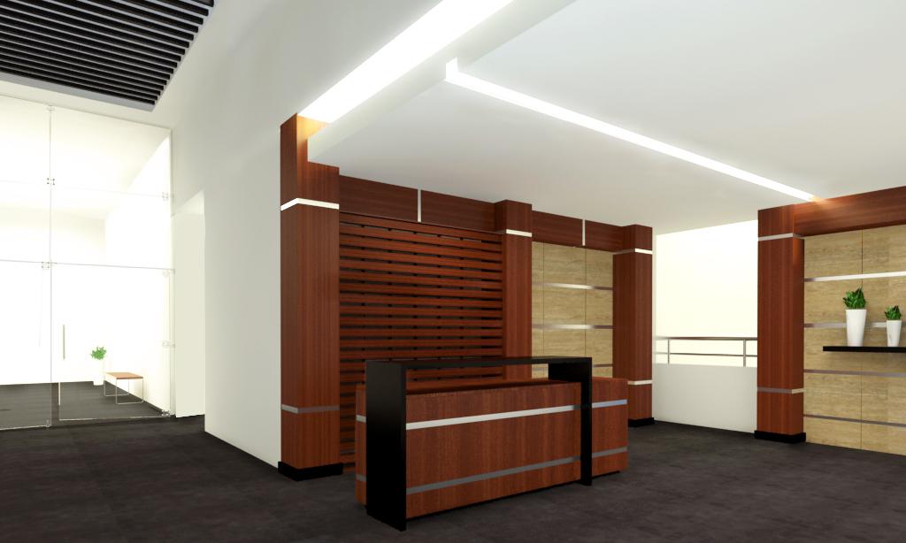 Lobby  Edificio KIARA