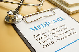 Stethoscope with medicare form with parts list..jpg