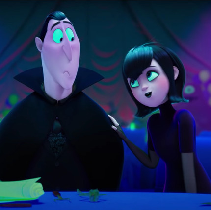 The New 'Hotel Transylvania 4' Trailer Teaser Is Here !
