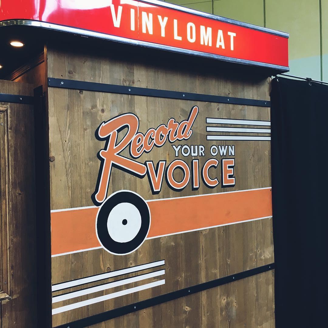 Vinylomat