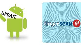 FingerSCAN S3 Update