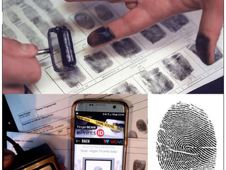 How to Improve Outcomes in the Comparison of Known and Unknown Fingerprint Images