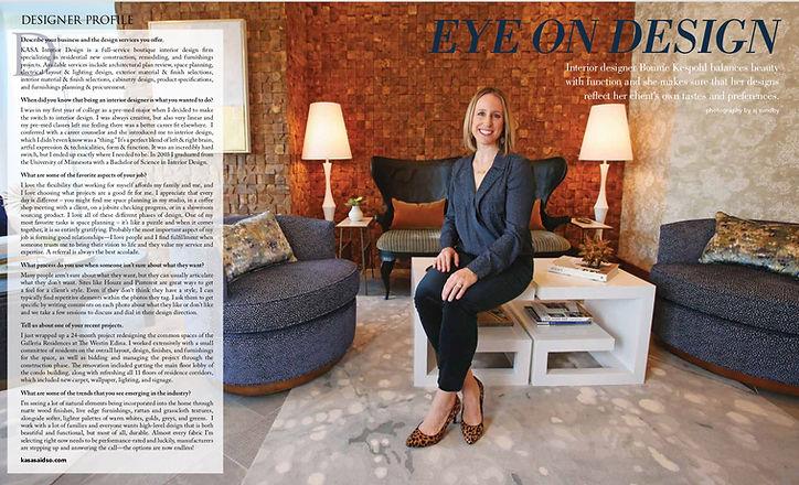 LSM Magazine Article