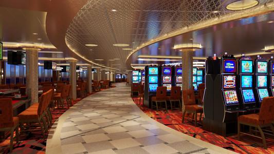 Casino rend.