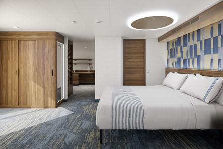 Captains Suite Bedroom