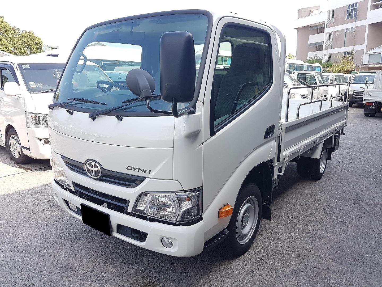 New Toyota Dyna