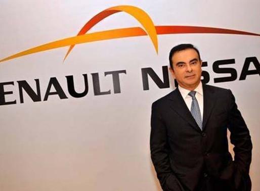 NISSAN Chairman Carlos Ghosn Arrested