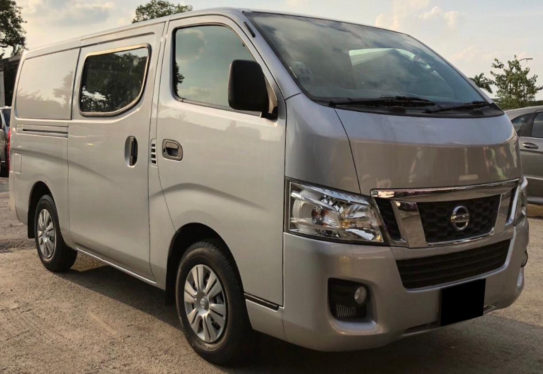 Nissan NV350