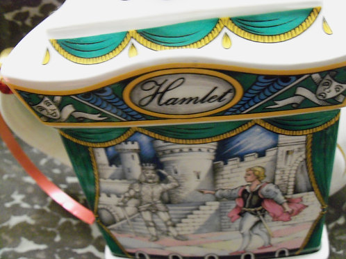 Sadler Hamlet Tea Pot