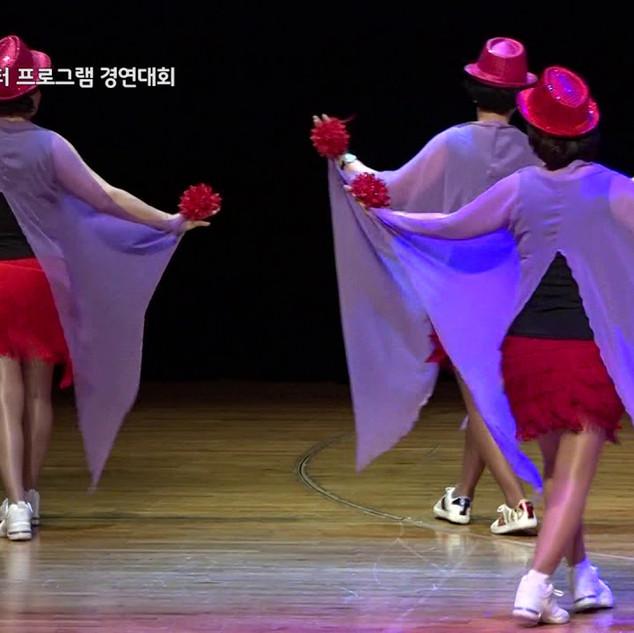 MsEGTV - 건강라인댄스 인천서구 가정3동 주민자치센터 프로그램경연대회