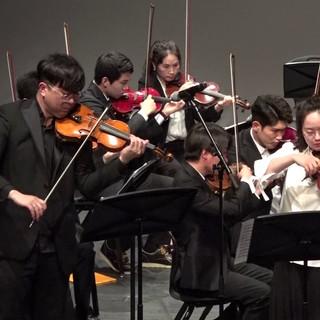 MsEGTV - 오케스트라 violinist 이소라 ,강지훈., J.S.Bach Concerto for Oboe and Violin in Cminor BWV1060