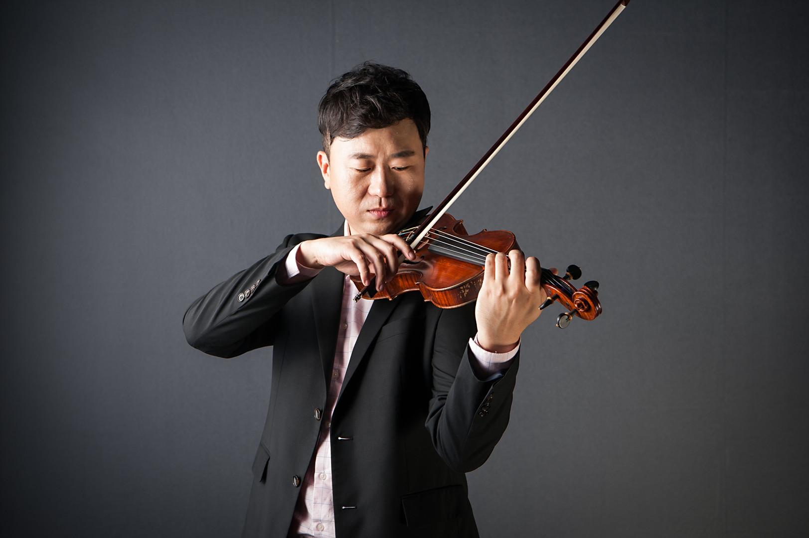 violinist 강지훈