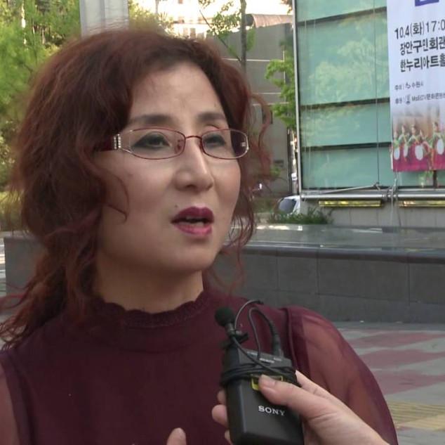 교장 공연감독 인터뷰