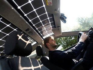 Por que carros movidos à energia solar ainda são inviáveis?