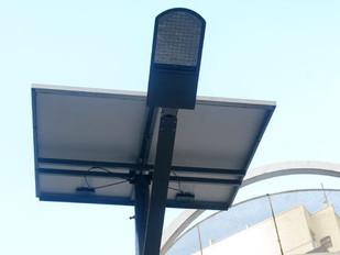 Praça pública de Campinas agora tem iluminação alimentada por energia solar