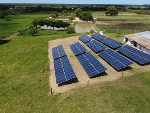 Energia Solar ganha espaço em Minas Gerais
