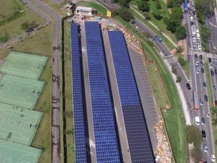 Parques em São Paulo são abastecidos por Energia Solar