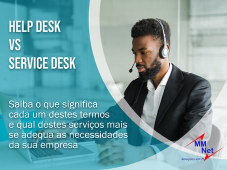 Help Desk X Service Desk