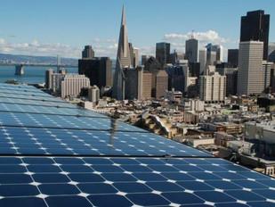 Energia Solar gera economia de até 95% na conta de luz.