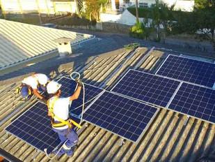 Energia solar vs Aquecimento solar