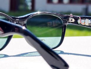 Par de óculos escuros consegue transformar energia solar em eletricidade