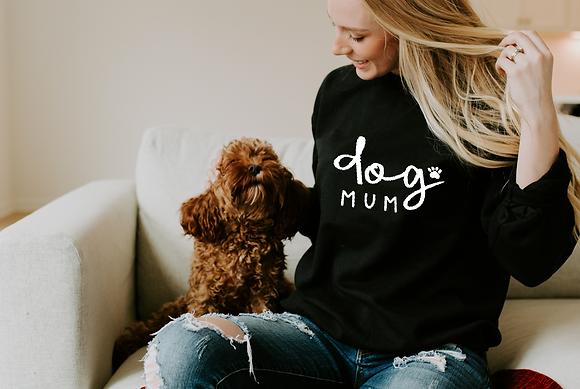 Dog Mum Sweatshirt