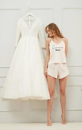 Alisha Ruffle Cami Pyjamas