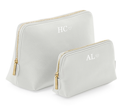 Monogrammed Accessory Case