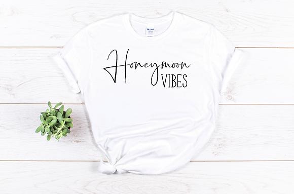Honeymoon Vibes Tee