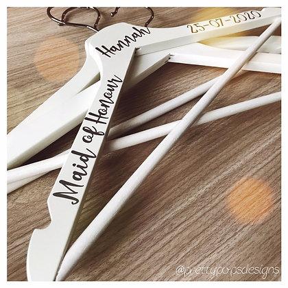 DIY Vinyls for Hangers