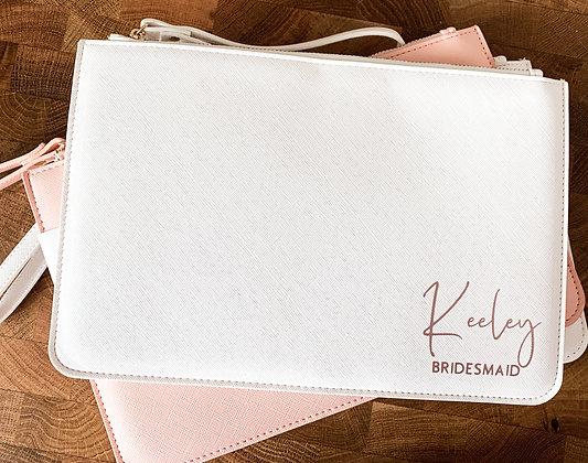 Bridal Party Clutch Bag