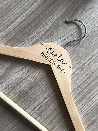 Personalised Hangers