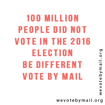 We Vote By Mail Instagram Posts-24