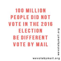 We Vote By Mail Instagram Posts-24