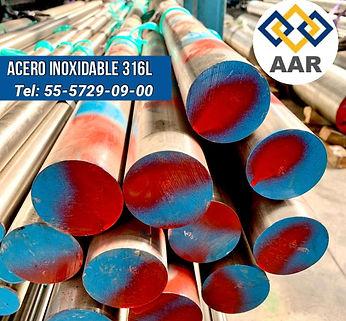 ACERO INOXIDABLE 316L