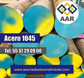 Acero Maquinaria Acero 1045 Aceros especiales