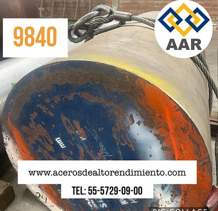 Acero 9840