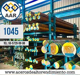 1045 REDONDO ACERO AL CARBON