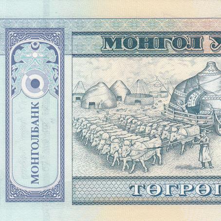 Mongolsko-český, česko-mongolský