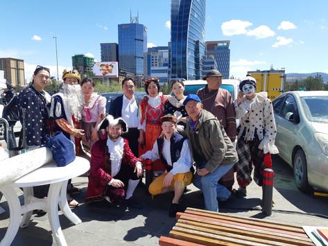 European days among the nomads 2/3
