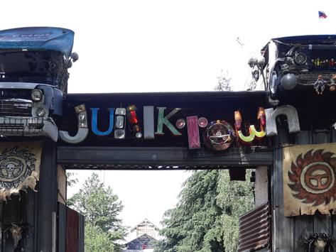 JunkTown – umění v radioaktivní poušti