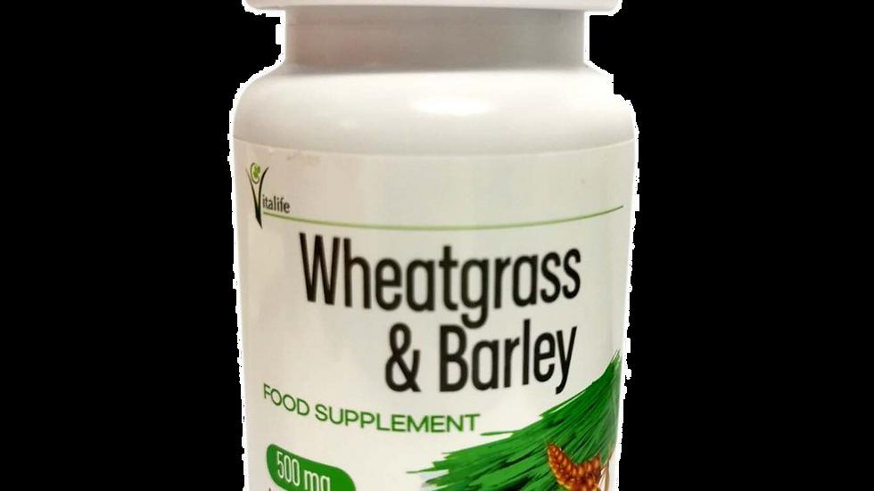 VITALIFE WHEAT GRASS & BARLEY