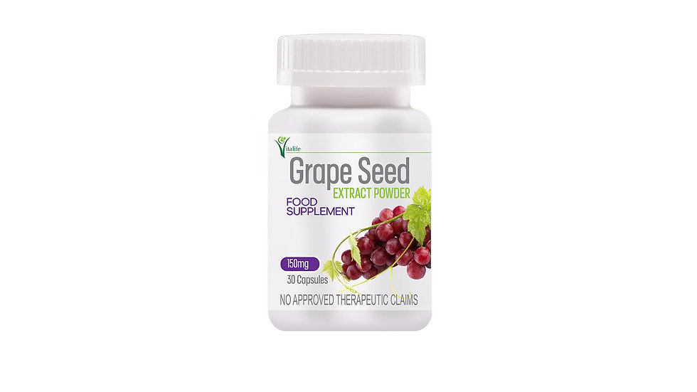 GRAPE SEED EXTRACT 300 MG CAPSULE GRAPESEED POWER EXTRACT