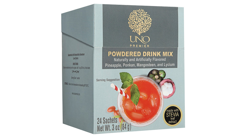 PRIME JUICE WITH STEVIA